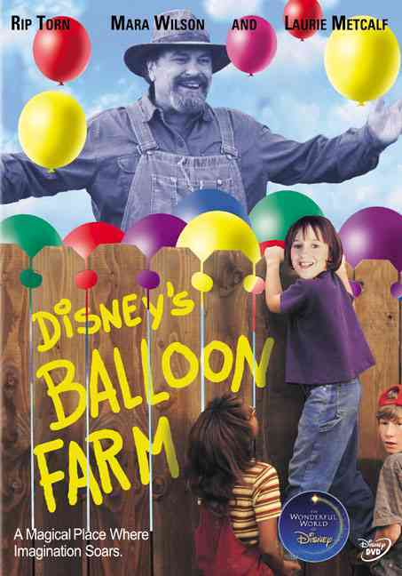 BALLOON FARM BY TORN,RIP (DVD)